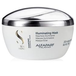 Illuminating Mask Diamond Semi Di Lino 200ml