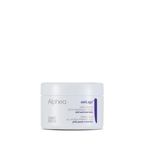 ALPHEA  ALPHEA  Anti Age Crema Viso All'Acido Mandelico 250ml