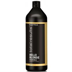 Total Results Hello Blondie Conditioner 1000ml