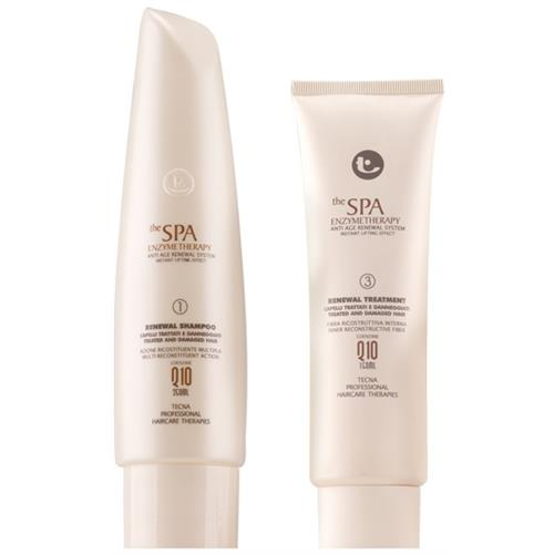 Tecna Tecna Kit SPA Renewal Shampoo 250ml + Treatment 150ml